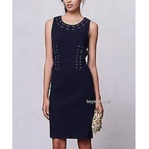 Anthropologie-LeifNotes Bodleian Corset Dress NWT